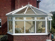 CONSERVATORY CONSTRUCTION AND REPAIR IN CLEADON